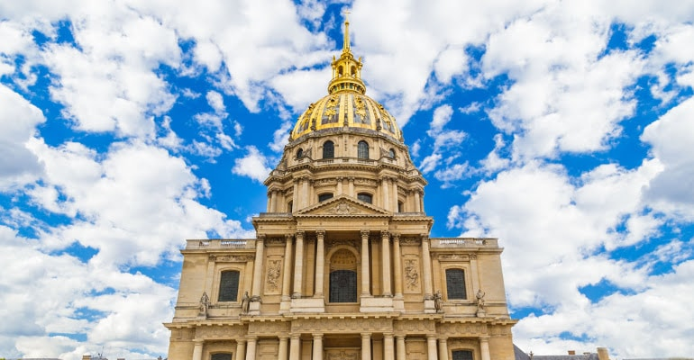 Hotel des Invalides tour in Paris with Parigirando