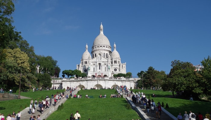 Montmartre tour in Paris with Parigirando